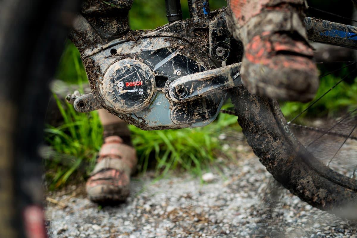 Cómo limpiar una bicicleta eléctrica?