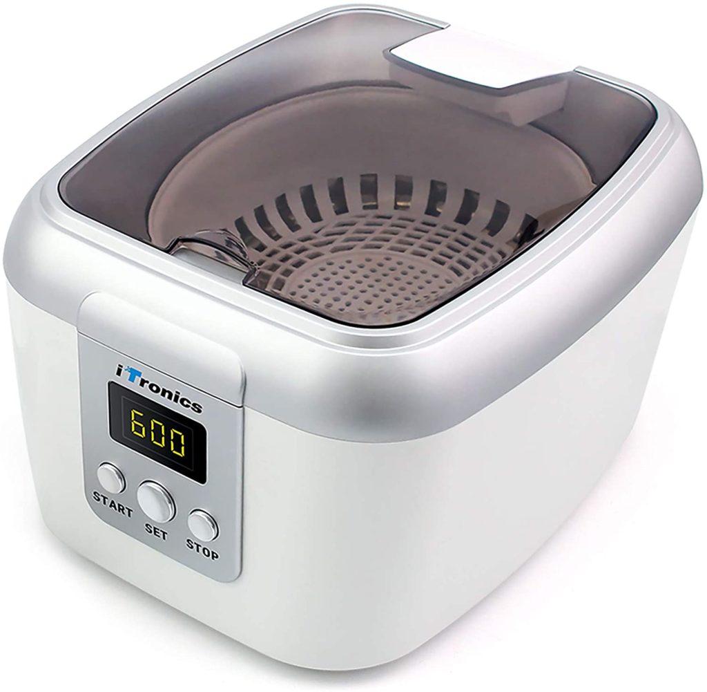 Limpiador por ultrasonido profesional iTronics