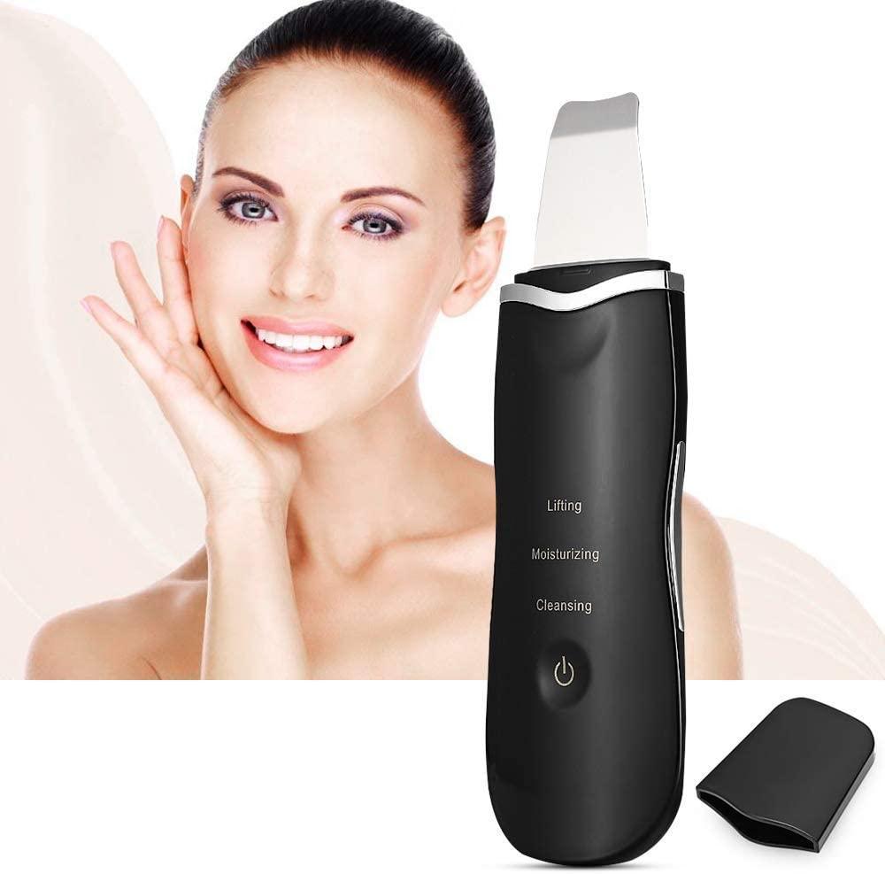 Scrubber Facial Skin Scrubber Ultrasónico Espátula