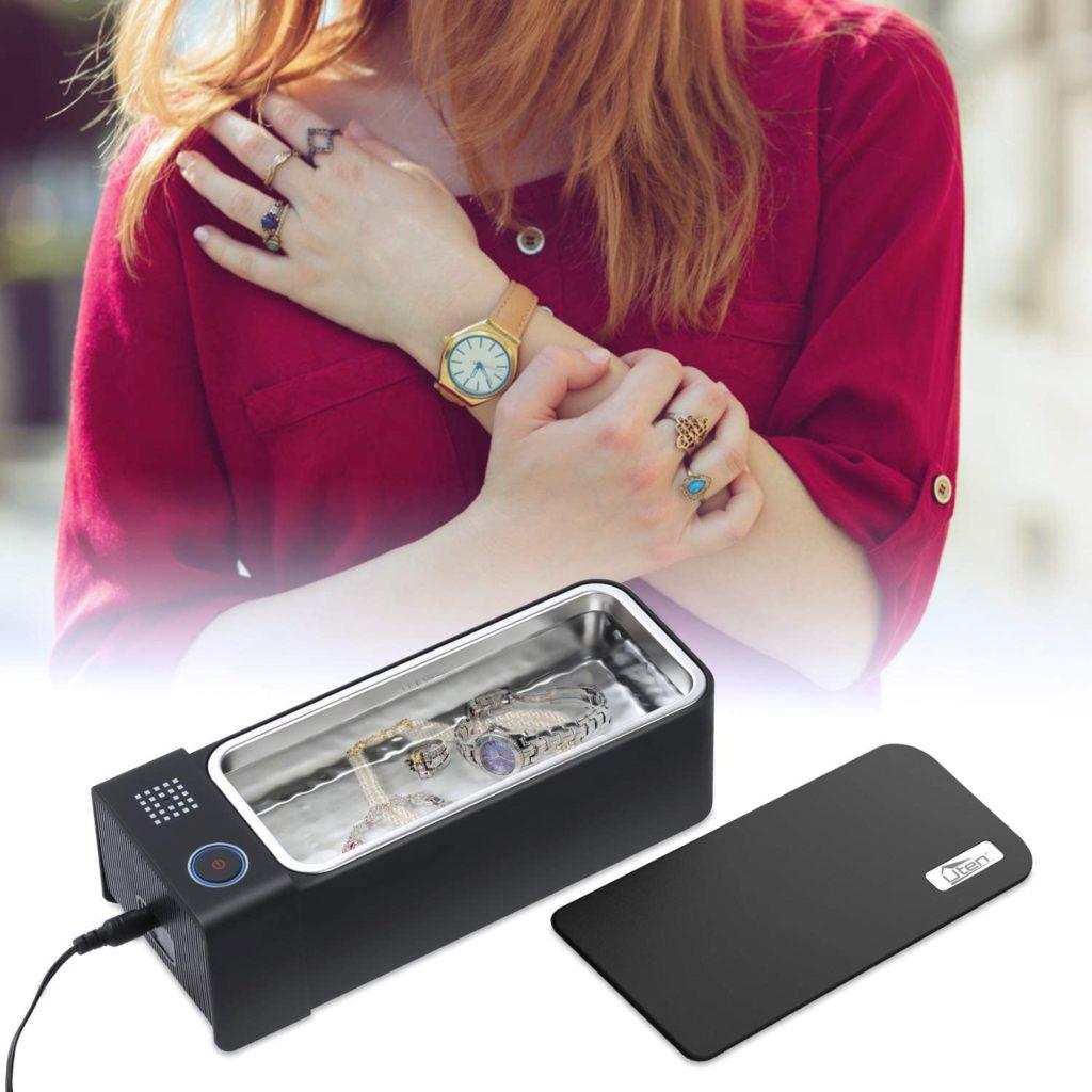limpiar un reloj ultrasonidos