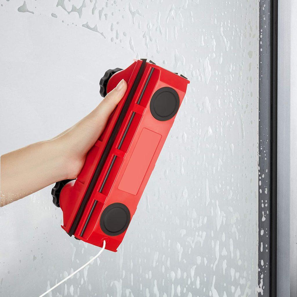 Limpiador de Ventanas Acristalamiento Simple o Doble 2-18 mm